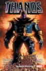 Thanos Vol. 1: Thanos Returns - Book