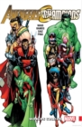 Avengers & Champions: Worlds Collide - Book