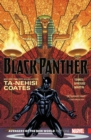 Black Panther Book 4: Avengers Of The New World Part 1 - Book