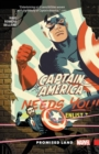 Captain America By Mark Waid: Promised Land - Book