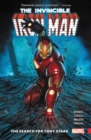 Invincible Iron Man: The Search For Tony Stark - Book