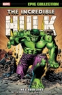 Incredible Hulk Epic Collection: The Leader Lives - Book
