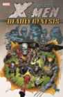 X-men: Deadly Genesis - Book