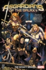 Asgardians Of The Galaxy Vol. 1: The Infinity Armada - Book
