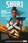 Shuri: The Search For Black Panther - Book
