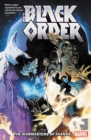 Black Order: The Warmasters Of Thanos - Book