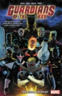 Guardians Of The Galaxy By Donny Cates Vol. 1 - Book