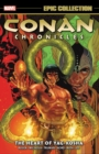 Conan Chronicles Epic Collection: The Heart Of Yag-kosha - Book