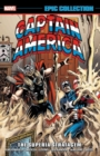 Captain America Epic Collection: The Superia Stratagem - Book