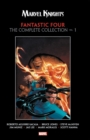 Marvel Knights Fantastic Four By Aguirre-sacasa, Mcniven & Muniz: The Complete Collection Vol. 1 - Book