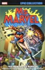 Ms. Marvel Epic Collection: This Woman, This Warrior - Book