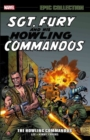 Sgt. Fury Epic Collection: The Howling Commandos - Book