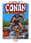 The Marvel Art Of Conan The Barbarian - Book