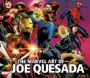 The Marvel Art Of Joe Quesada - Expanded Edition - Book