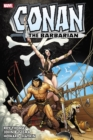 Conan The Barbarian: The Original Marvel Years Omnibus Vol. 3 - Book