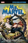 Ms. Marvel Epic Collection: The Woman Who Fell To Earth - Book