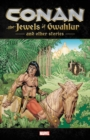 Conan: The Jewels Of Gwahlur And Other Stories - Book