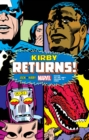 Kirby Returns King-size Hardcover - Book