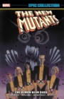 New Mutants Epic Collection: The Demon Bear Saga - Book