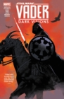 Star Wars: Vader - Dark Visions - Book
