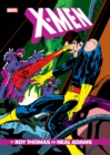 X-men By Roy Thomas & Neal Adams Gallery Edition - Book