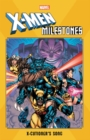 X-men Milestones: X-cutioner's Song - Book