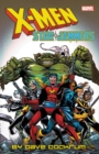 X-men: Starjammers By Dave Cockrum - Book