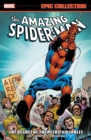 Amazing Spider-man Epic Collection: The Secret Of The Petrified Tablet - Book