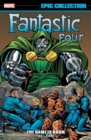 Fantastic Four Epic Collection: By Ben Betrayed - Book