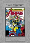 Marvel Masterworks: The Avengers Vol. 20 - Book