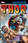 Thor Epic Collection: Into The Dark Nebula - Book