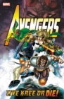 Avengers: Live Kree Or Die - Book