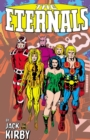 The Eternals By Jack Kirby Monster-size - Book
