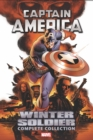 Captain America: Winter Soldier - The Complete Collection - Book