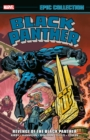Black Panther Epic Collection: Revenge Of The Black Panther - Book