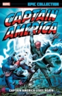 Captain America Epic Collection: Captain America Lives Again - Book