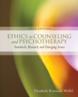 Ethics in Counseling & Psychotherapy - Book
