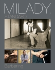 Milady Standard Barbering: DVD Series - Book