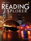 Reading Explorer 4 with Online Workbook - Book