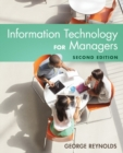 Information Technology for Managers - Book