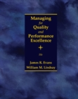 Managing for Quality and Performance Excellence - Book