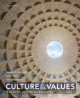 Culture and Values : A Survey of the Humanities, Volume I - Book