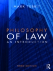 Philosophy of Law : An Introduction - eBook