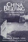 China Briefing : The Contradictions of Change - eBook
