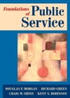 Foundations of Public Service - eBook