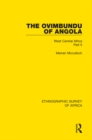 The Ovimbundu of Angola : West Central Africa Part II - eBook