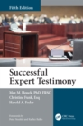 Successful Expert Testimony - eBook