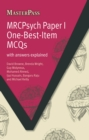 MRCPsych Paper I One-Best-Item MCQs : With Answers Explained - eBook