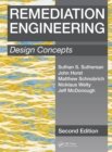 Remediation Engineering : Design Concepts, Second Edition - eBook