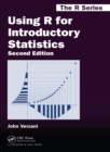 Using R for Introductory Statistics - eBook